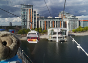 Emirates Air Line Cable Car, London