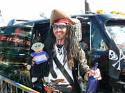 Mooch at Hastings Pirate Day